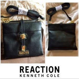 Reaction Kenneth Cole round about crossbody nwt